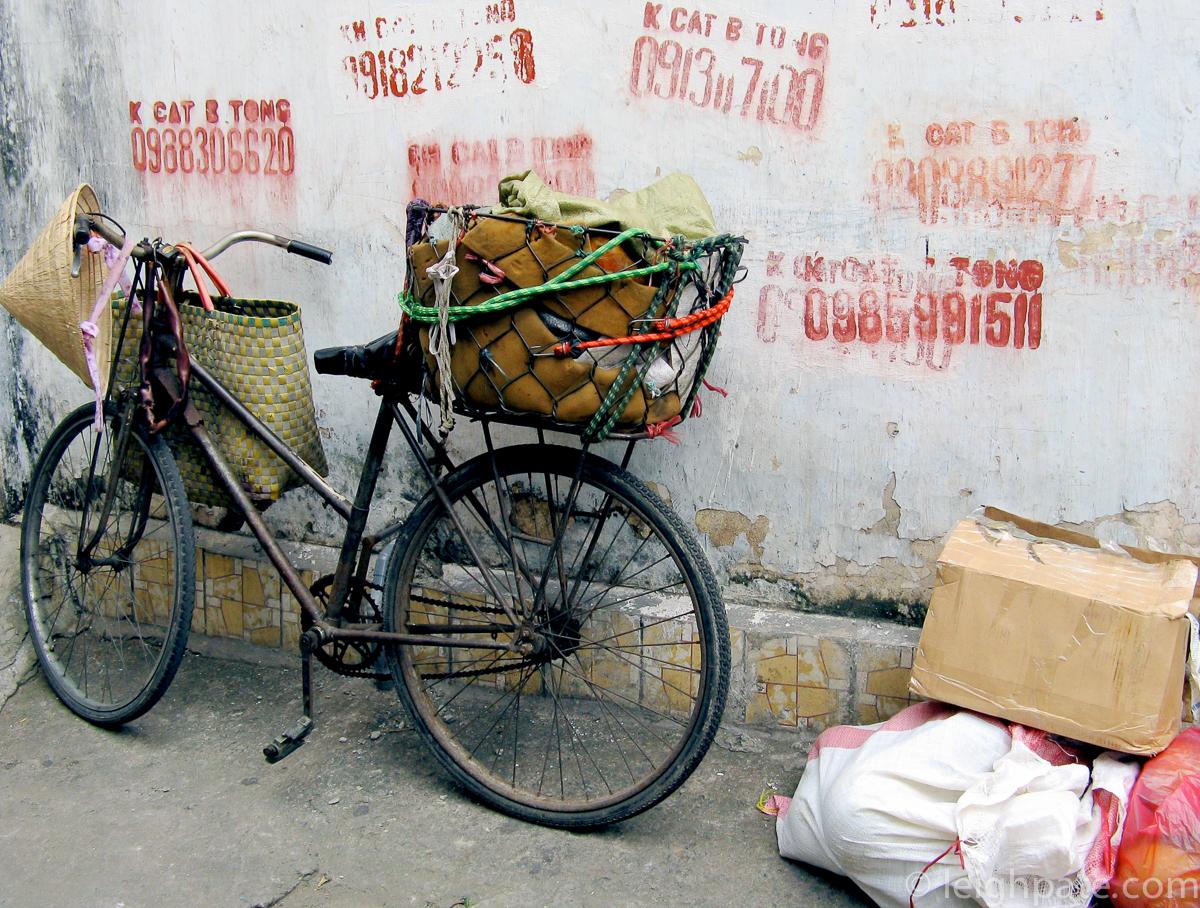 Fruit Vendor, Vietnam