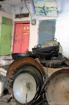 Cauldron Vendor, Jaipur, India