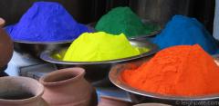 Bowls of Color, Mysore Market, India