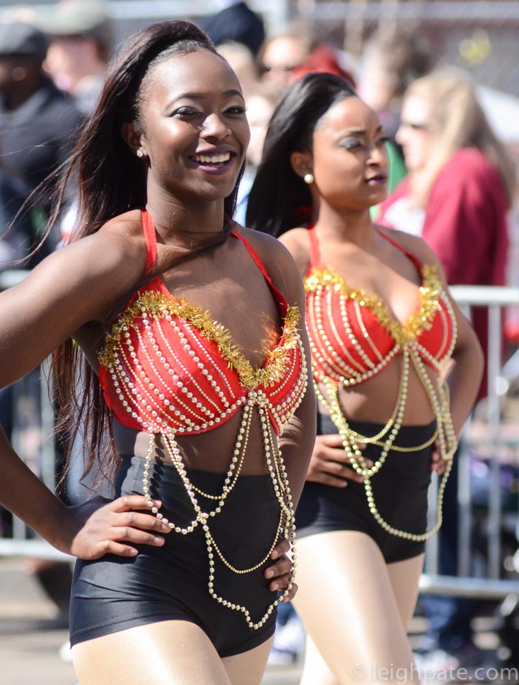 Strut, Mobile Mardi Gras, 2015